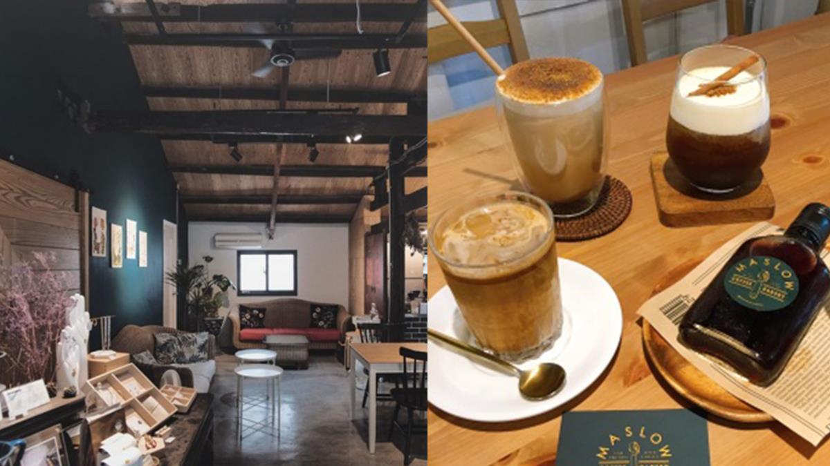 沉浸迷人舊時光!宜蘭老宅「咖啡館、豆花店」質感又復古,在匆忙的生活中找一份慵懶吧!