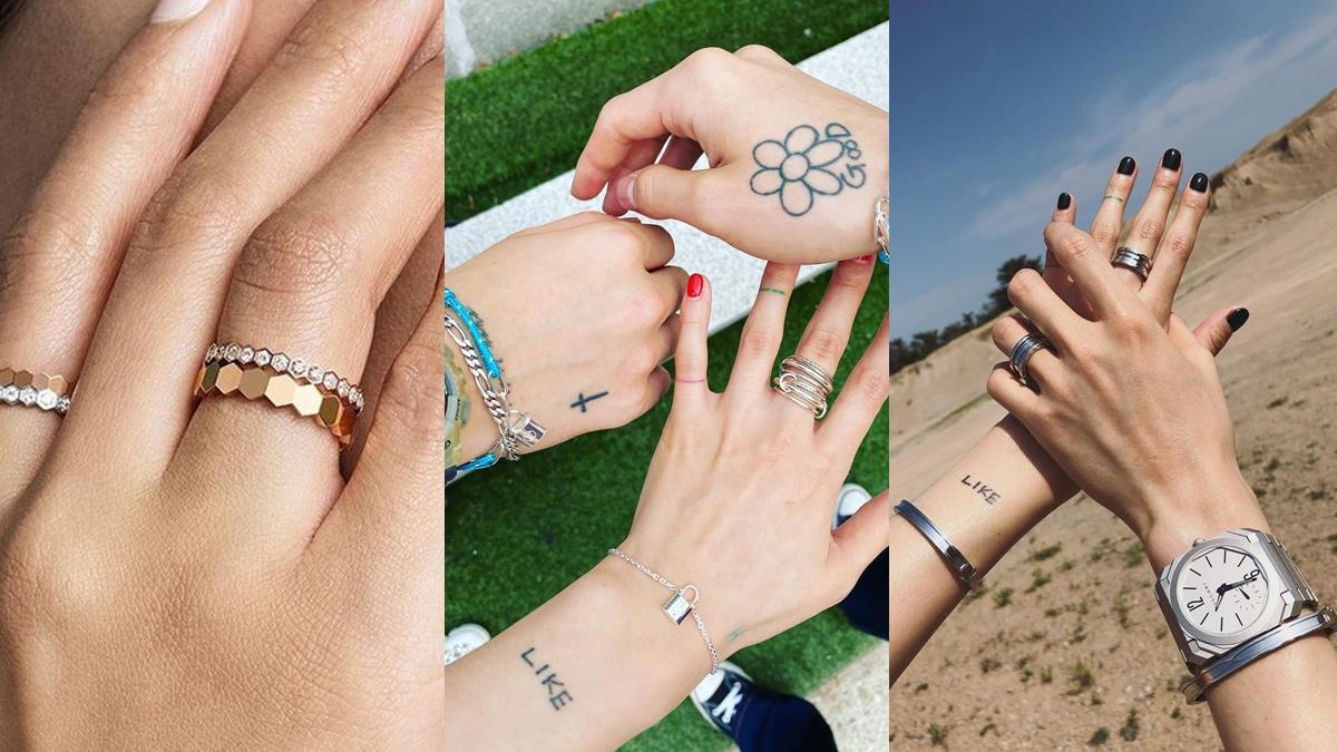 戒指就要這麼戴才時尚!14款戒指「日常這樣戴」圖鑑,戴對了超加分還能成為全場焦點!