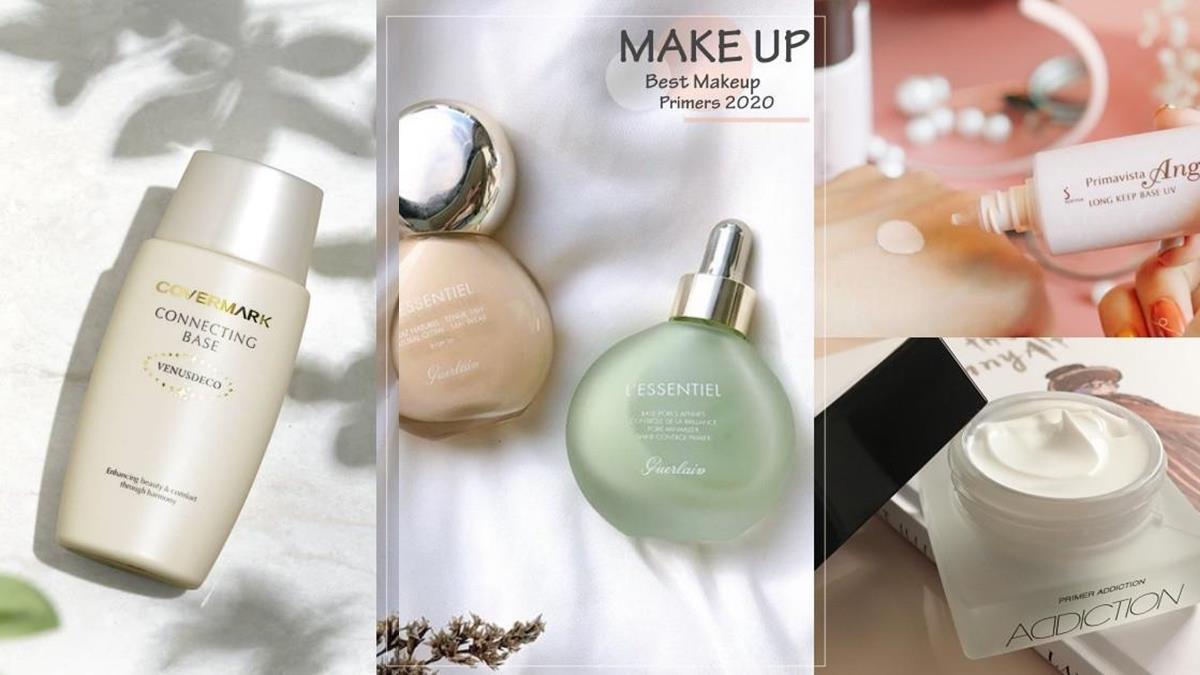 妝容關鍵在於妝前乳!6款網友瘋討論「妝前乳」推薦,毛孔瞬間柔焦超雷底妝立馬復活!