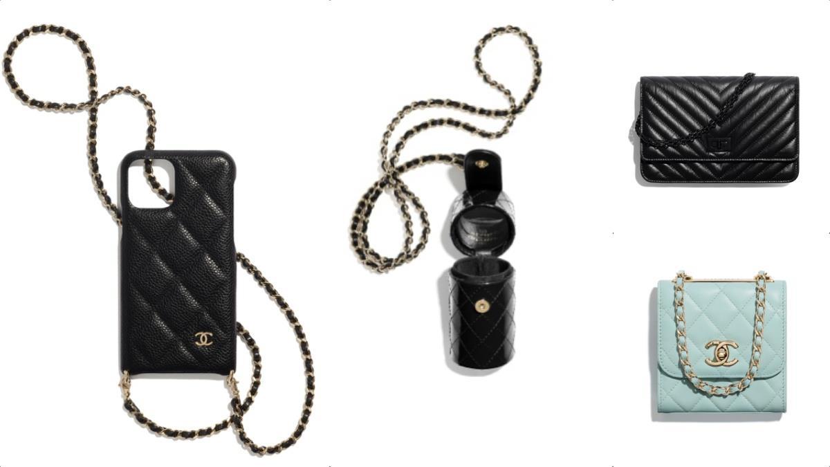 手機的家比手機本人還貴?!香奈兒推手機、口紅專屬皮革豪宅,斜背口紅包「香」氣太奢華~