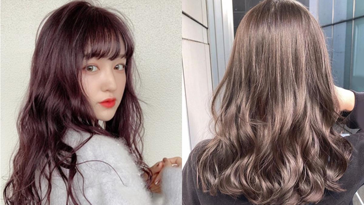 毛躁枯萎髮救贖! 3色「髮質矯正染」不只讓髮質UP UP還超顯白,黑頭毛長出來也能無縫接軌~