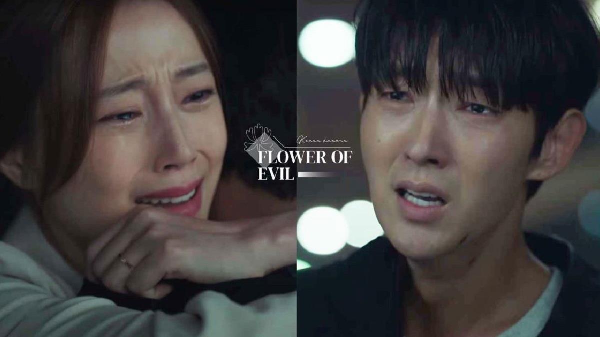 李準基演技太瘋狂!《惡之花》眼珠都是戲,「卡卡的」哭戲演活賢收第一次落淚!