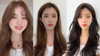 不同臉型都有小臉感!韓國髮型師公開「絕對小臉線」重點,髮尾的捲度是關鍵!
