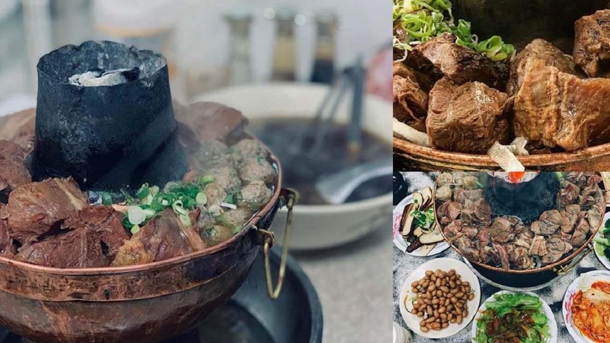 差點Battle掉台南牛肉湯?!台中「餃子美食名店」最出名的反而是牛肉鍋,澎湃分量的人間美味太誘人~