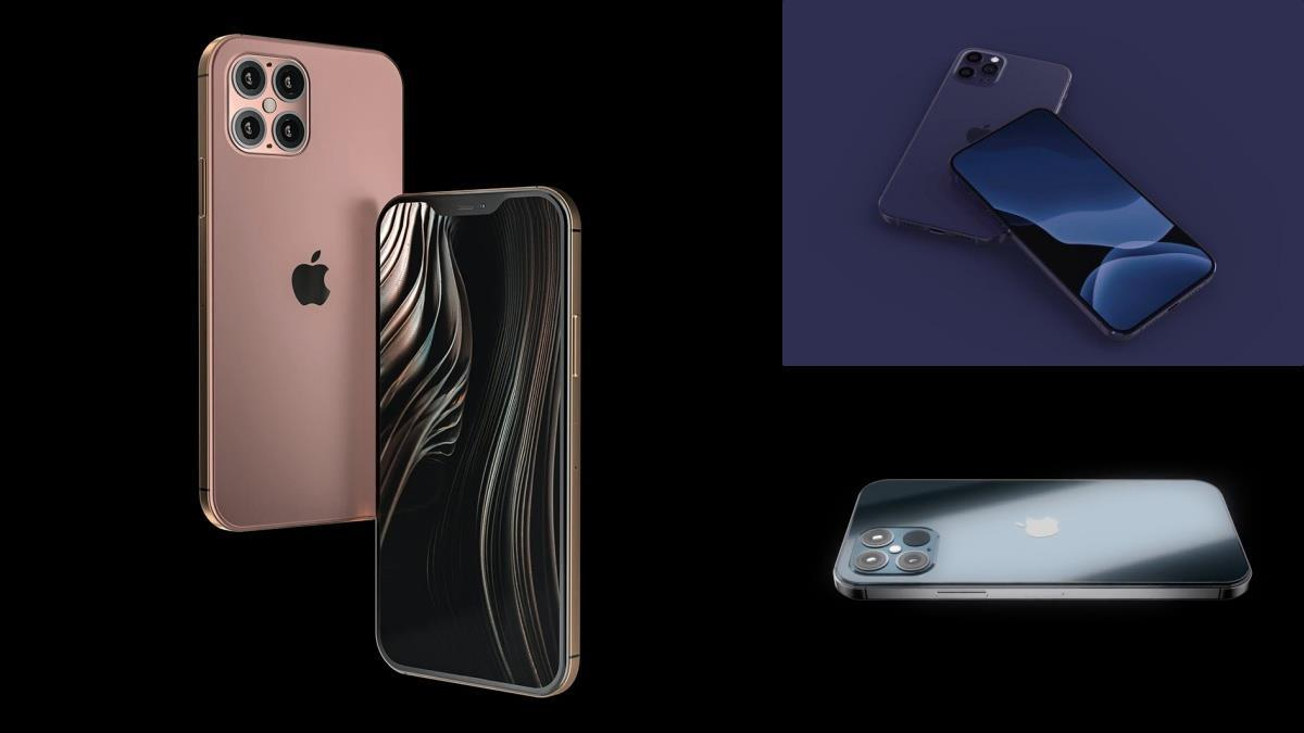 蘋果發表會真的要來啦!iPhone12下週這時「全宇宙首度公開」:小細節預告海軍藍新色要成真了?!