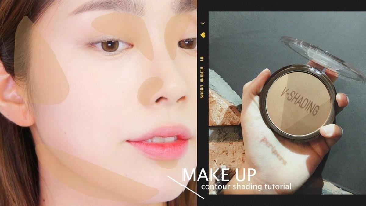 長、短臉型的修容教學!化妝師親授「臉長修容」技巧,你也能擁有女團小臉!