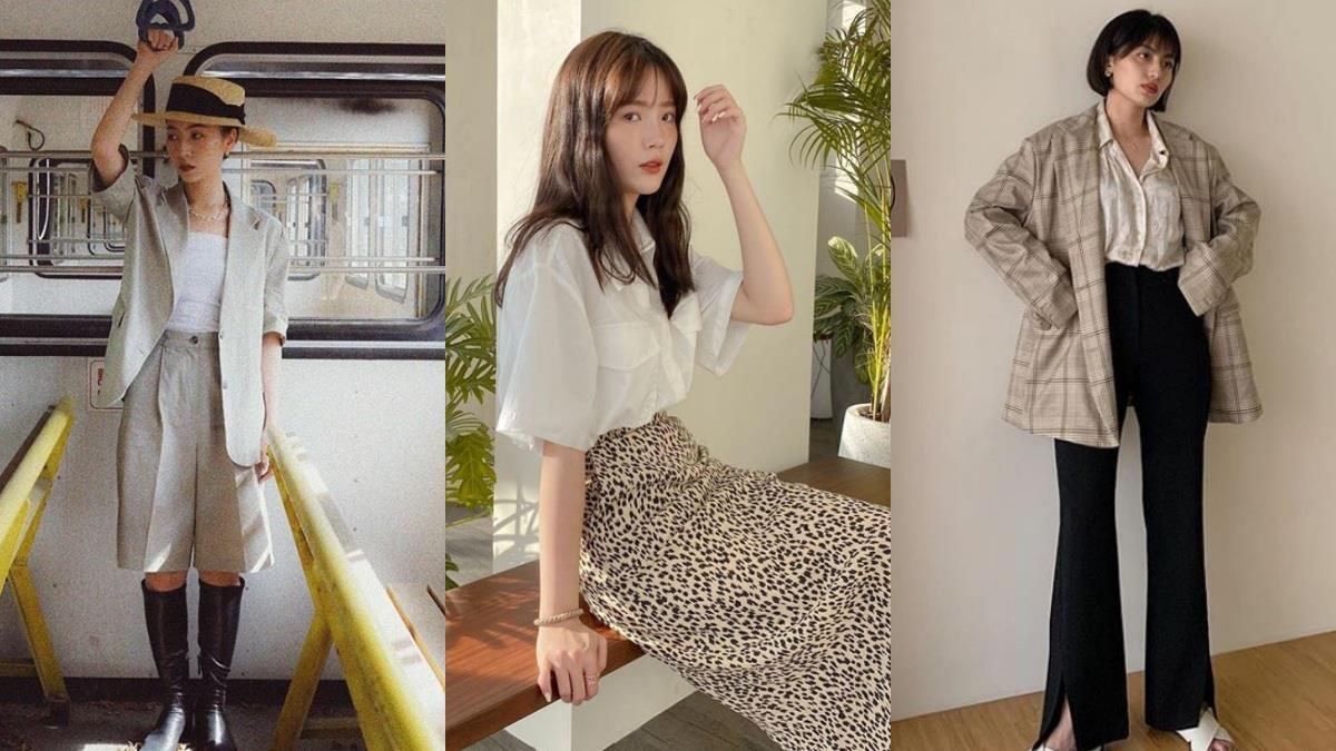 控制不了手一直滑!推薦韓國姊姊們都淪陷的「3間質感韓貨網拍店」,中性、優雅、復古一手包♥