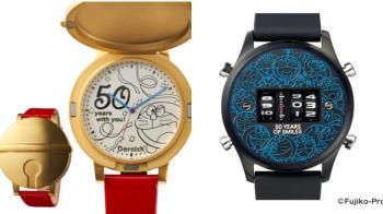 當了50年的小學生紀念日!哆啦A夢推出「50週年紀念錶」,經典鈴鐺造型喚回你的童年記憶♥