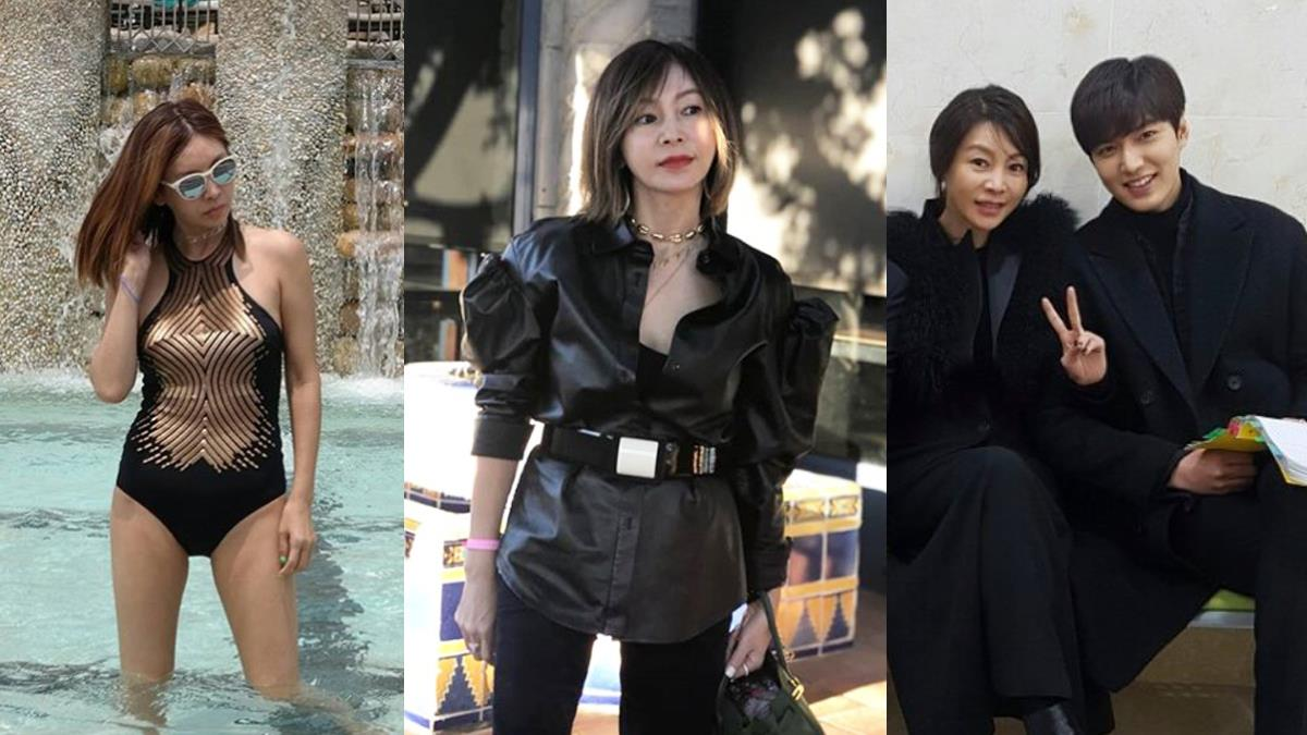 逆齡祕訣藏在生活中!「李敏鎬繼母」57歲身材健康又緊實,飲食、運動樣樣是關鍵~