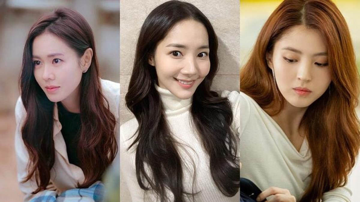 最夯韓系「微中分」妳跟上了嗎?解析孫藝珍、朴敏英的溫柔魅力,中分偏旁1公分女神力爆增