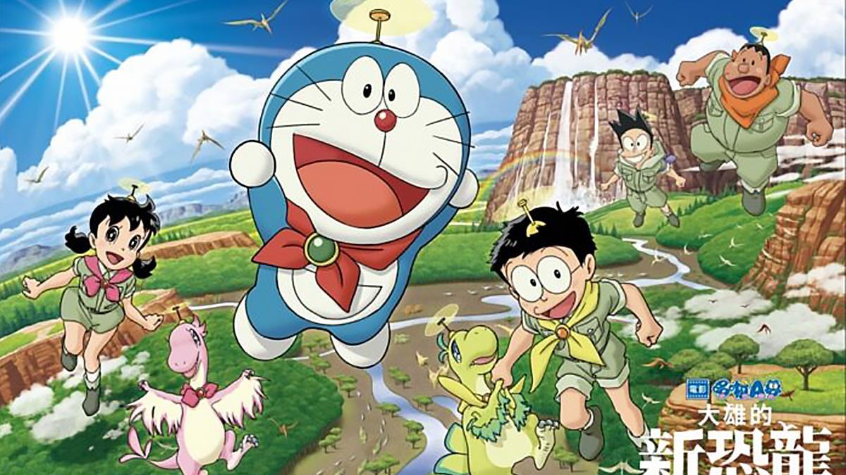 萌爆!《哆啦A夢》50周年紀念電影登台,9月25日 中、日語配音版本同步上映