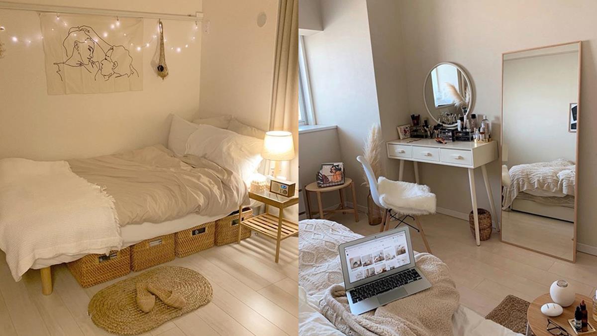 如何讓自己的小窩看起來寬敞又時尚?打造適合邀朋友來訪的溫馨單間房