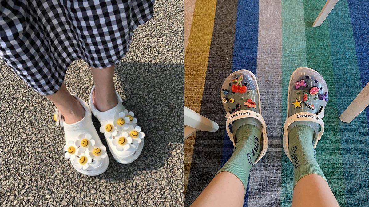 潮人穿搭再次強勢席捲!韓妞超火秋冬穿搭「布希鞋」,爆米花、炸雞都能穿在腳上!