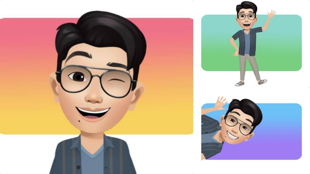 製作屬於自己的分身!臉書「虛擬替身」功能登場,從頭到腳隨你打造,還能當成貼圖使用~