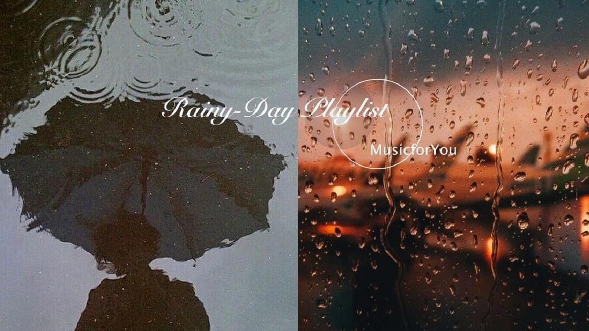 7首雨天歌單陪伴你:在等待雨過天晴的時刻,讓我為你撐起一把傘