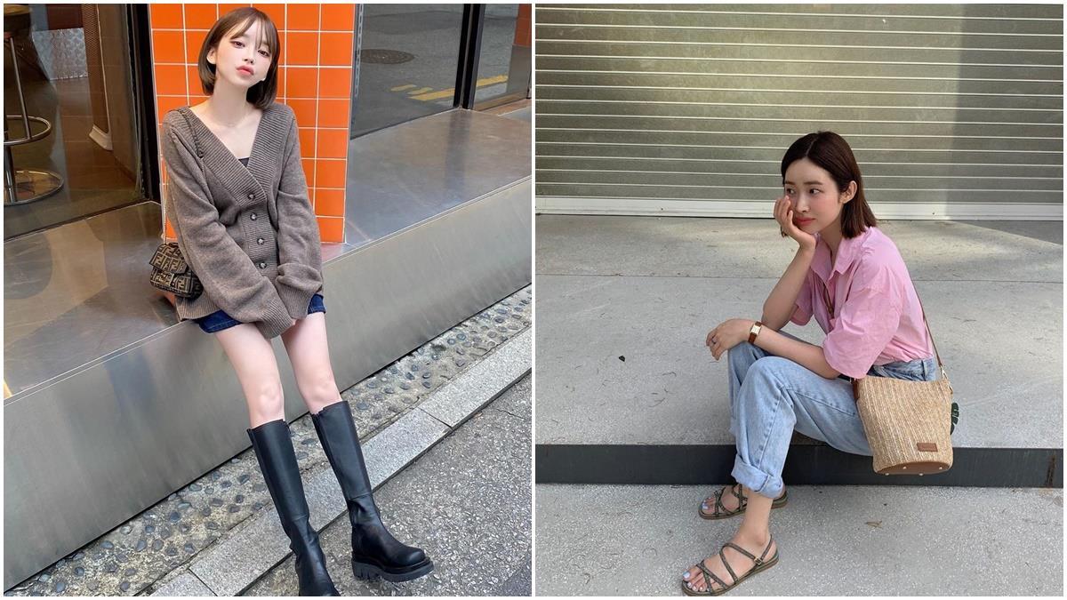下雨天別再穿拖鞋!「全新厚底雨鞋」穿出時尚感,酪梨、梅果色整個城市妳最顯眼!