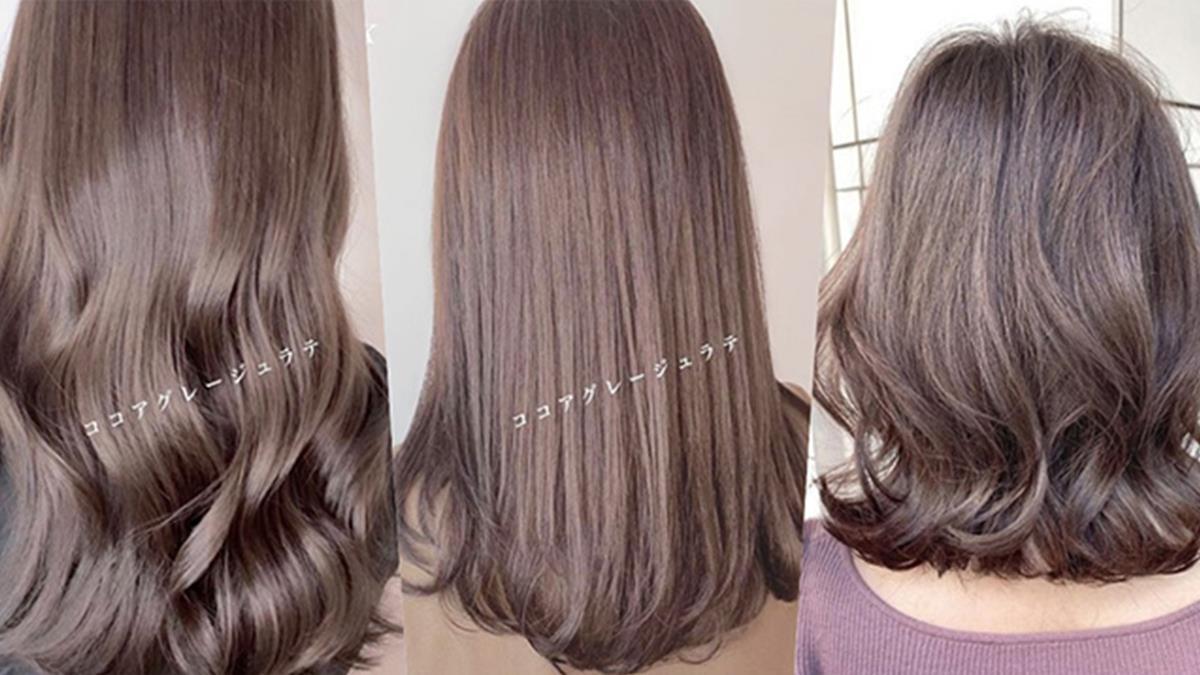 回頭率100%!2021夢幻髮色「紗霧迷蹤」室外粉紅、室內霧紫,絲綢一樣的光澤根本美人魚頭髮!
