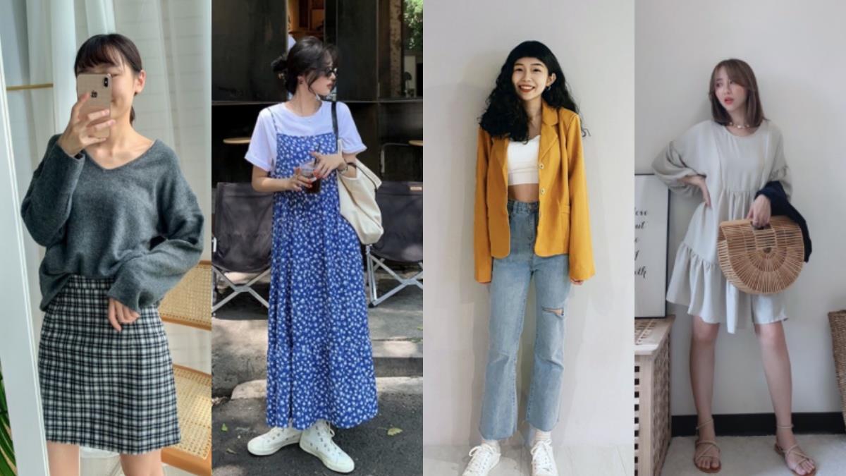 成為韓風小姊姊超easy~「蝦皮5家質感平價服飾」推薦,襯衫+包款不用1000當然要塞爆購物車!