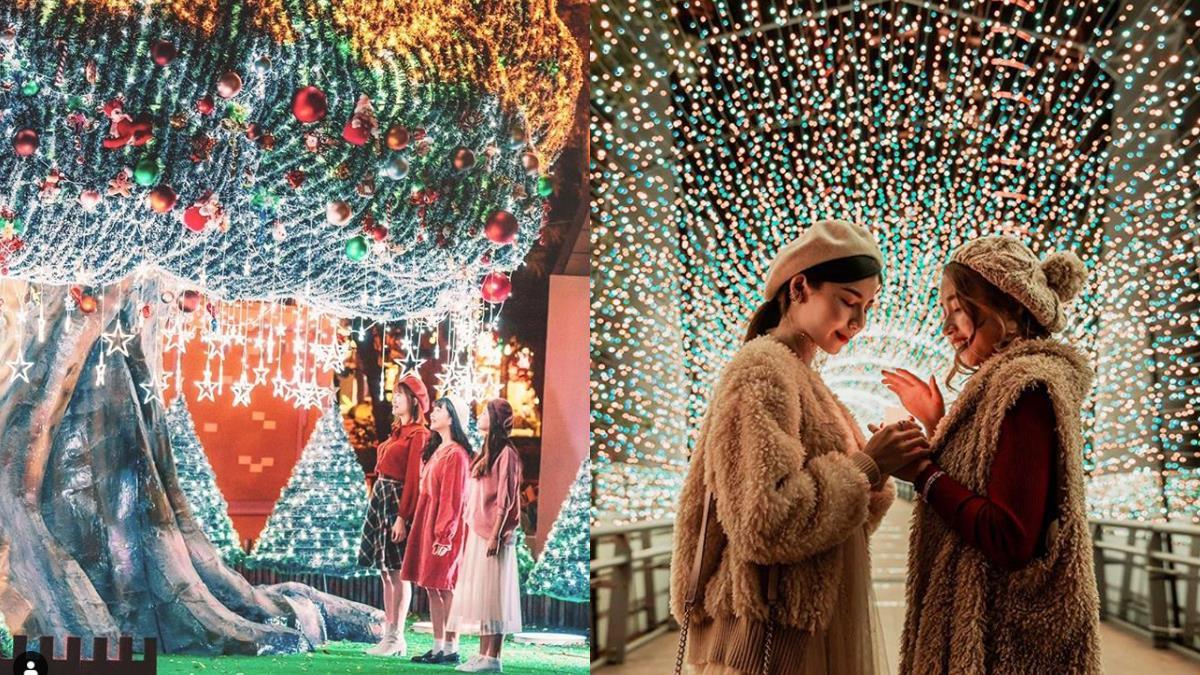 和白雪公主歡慶聖誕!「2020新北耶誕城」聯手迪士尼打造夢幻樂園,不只擴大規模今年也延長展區❤