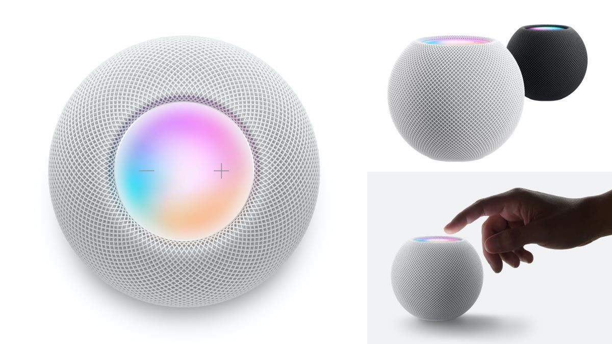 讓音響成為你的私人秘書!蘋果HomePod mini只要3千就能get,「吸睛6大特點」音質&功能滿分~
