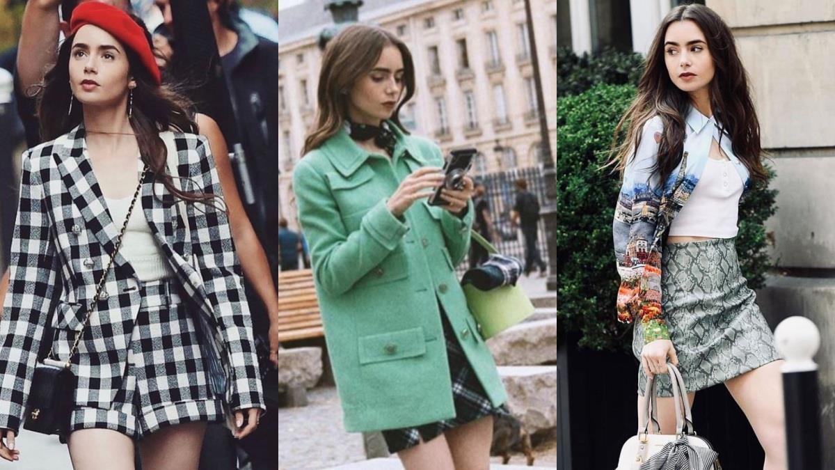 跟著影集遊巴黎、玩穿搭♥特搜7款《艾蜜莉在巴黎》同款美包,香檳流蘇包千元內就能入手~