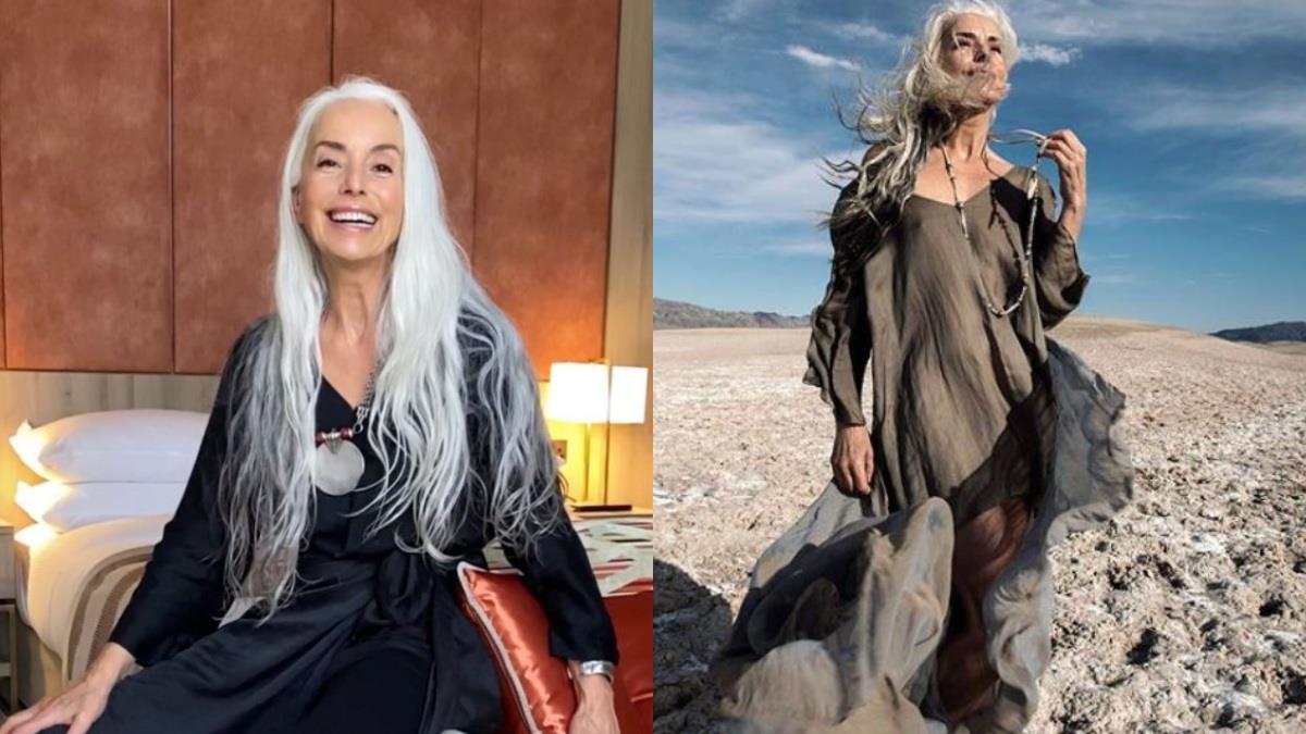 橄欖油是保養聖品!65歲法國「銀髮超模」用3招越活越年輕:瘦身飲食+瑜珈,連心態都重要~