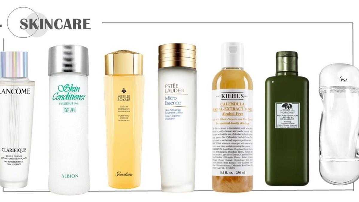 每天都讓肌膚復活一次!7款網友瘋狂討論「化妝水」推薦,緊緻毛孔油水平衡養出水嫩自然肌!