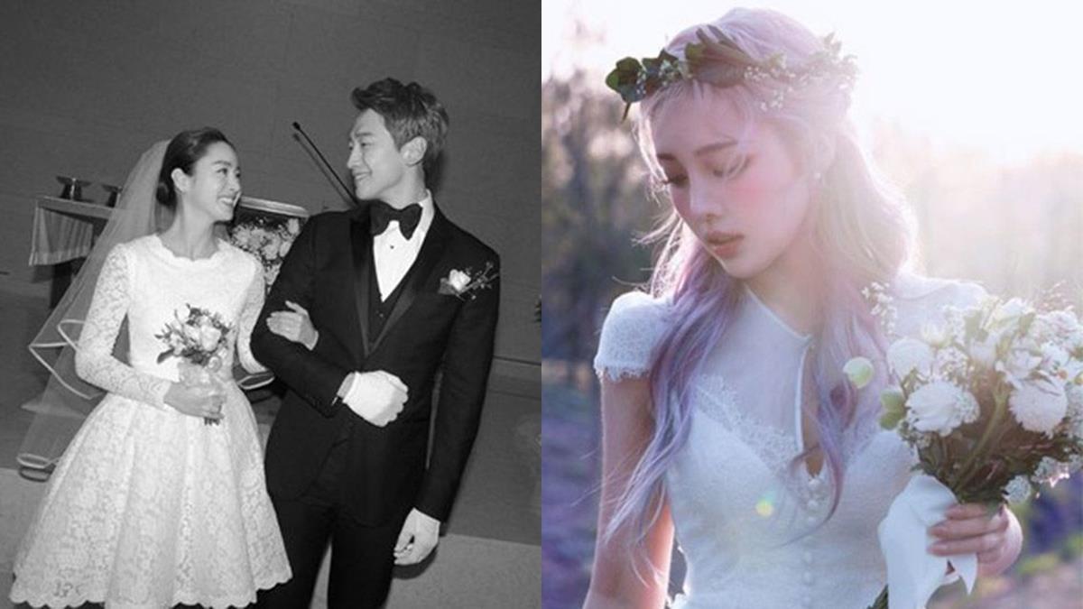 黑白象徵永恆的愛?美到逆天「韓系婚紗照」5大point,光看照片就有怦然心動FU啊