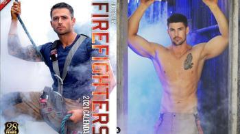 「2021澳洲消防員月曆」要回來啦!2020最後兩個月,用美好的心情一起迎接胸肌