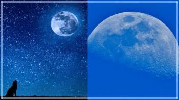 月之力MAX的魔法夜晚!浪漫奇景「藍色月亮」本週這天登場,「月能量+祈願儀式」願望成真率加倍!