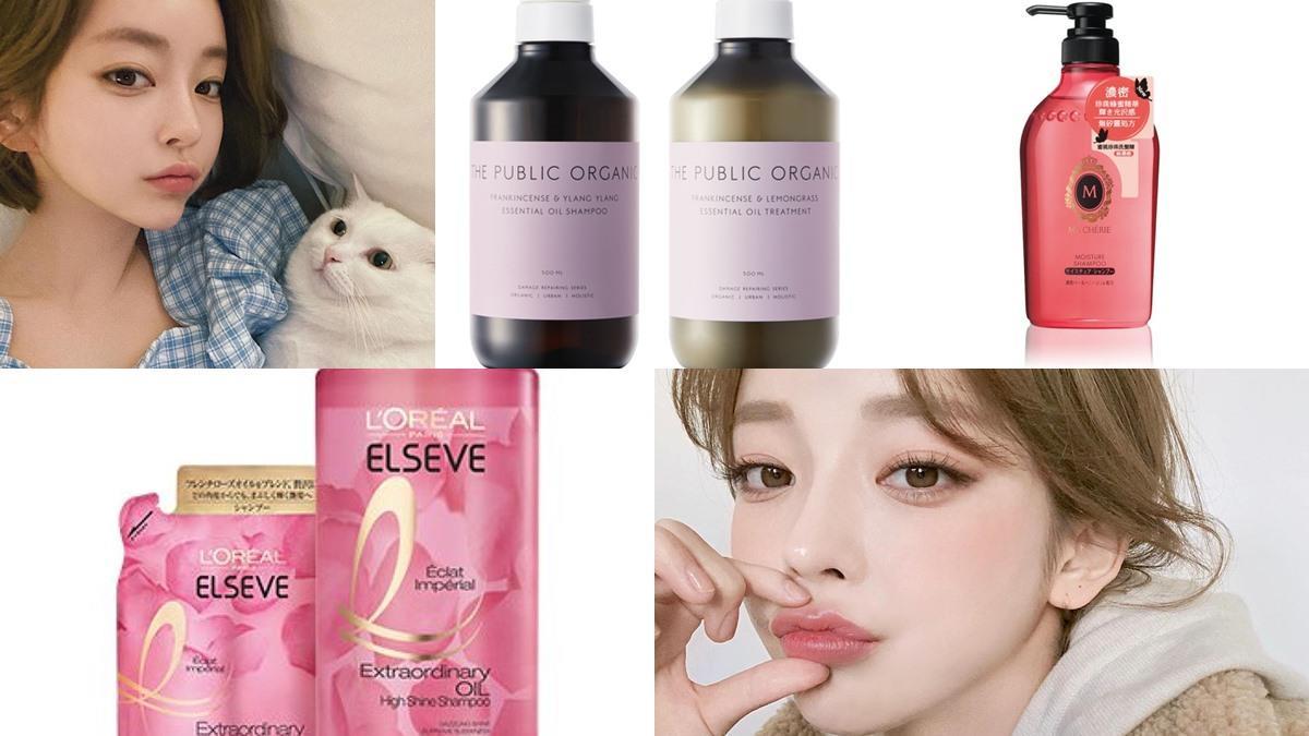 小屈常見平價款也上榜~日本美妝權威雜誌「2020洗髮精評比」出爐,「10款推薦」洗髮兼養出天使光!