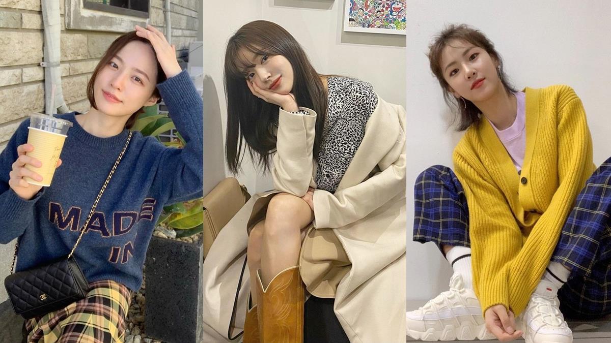 韓網必追新一代IG私服女神!5組韓星「私服穿搭」圖鑑,她穿什麼就買什麼絕對不會錯!