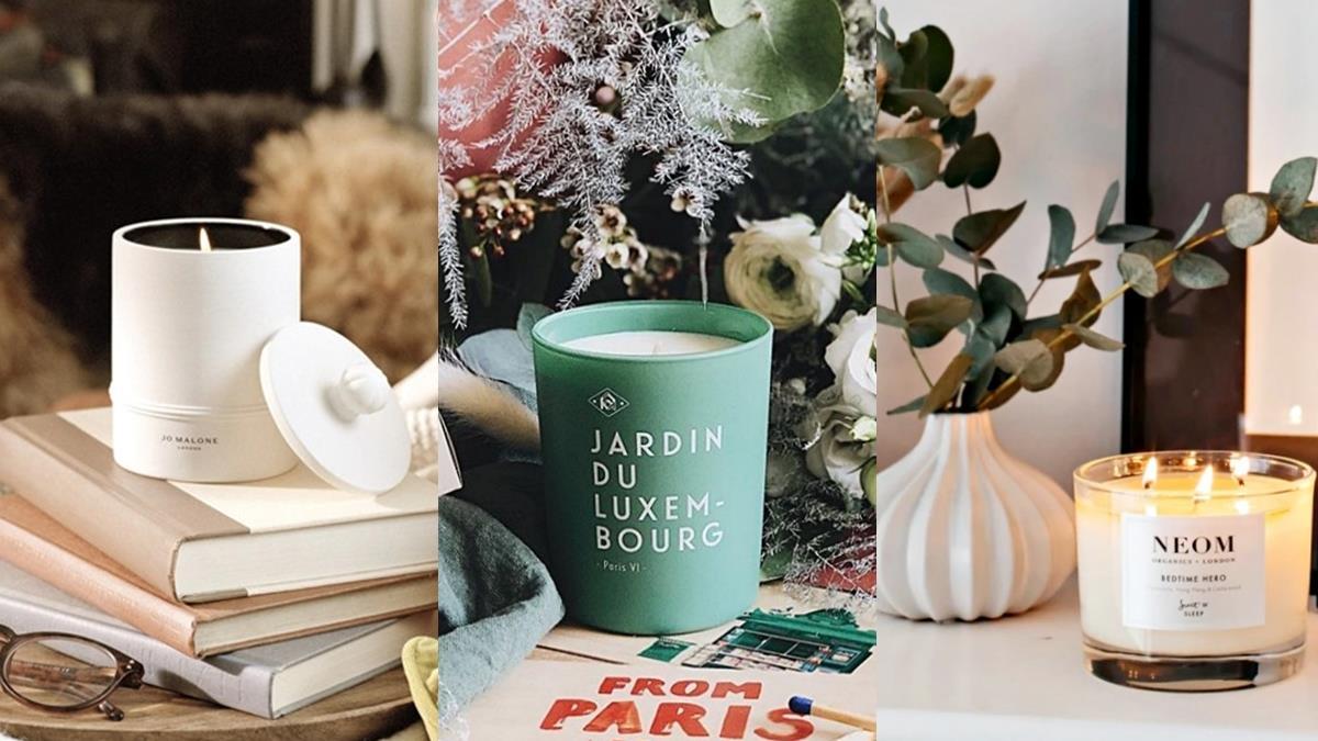 Jo Malone復古陶瓷根本公主!8款秋冬新品「香氛蠟燭」推薦,聖誕交換禮物有著落了!