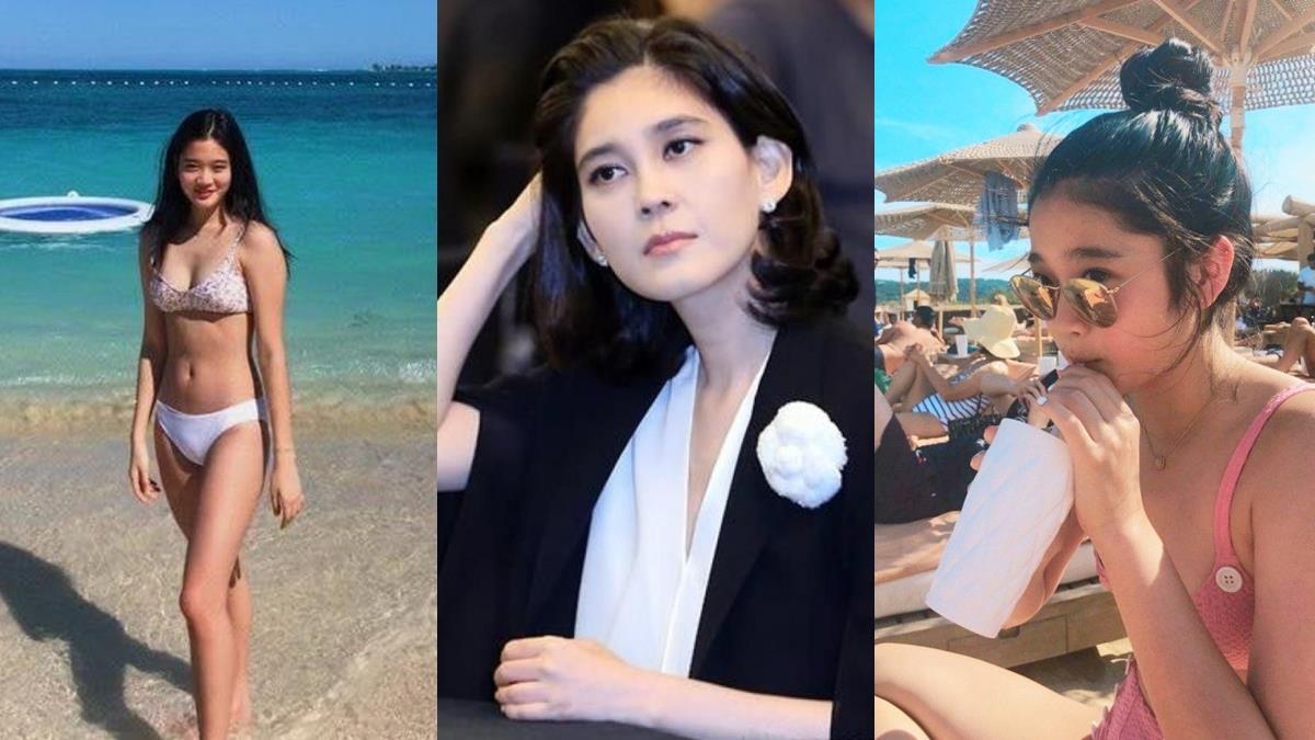 真,人生勝利組!有錢又有顏值的「4位韓國真實財閥富二代」,三星小公主美到像徐睿知!