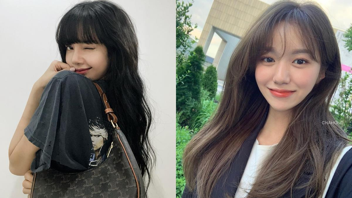 厚或薄任你選!5款日韓系超夯「瀏海髮型」圖鑑,Lisa同款漫畫系瀏海超減齡!