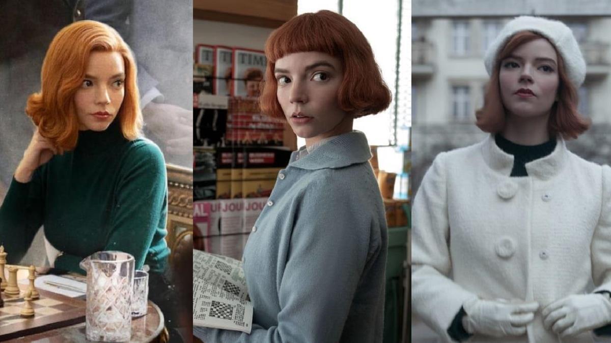 2020短髮推薦「精靈系」! 跟《后翼棄兵》女主角Anya Joy學習「4大攻略」,完美駕馭復古髮型不顯老!