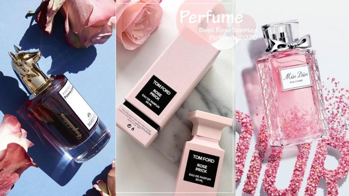玫瑰香女神孫藝珍最愛!6款網友討論度超高「玫瑰香水」推薦,少女心浪漫不撞香又持久!
