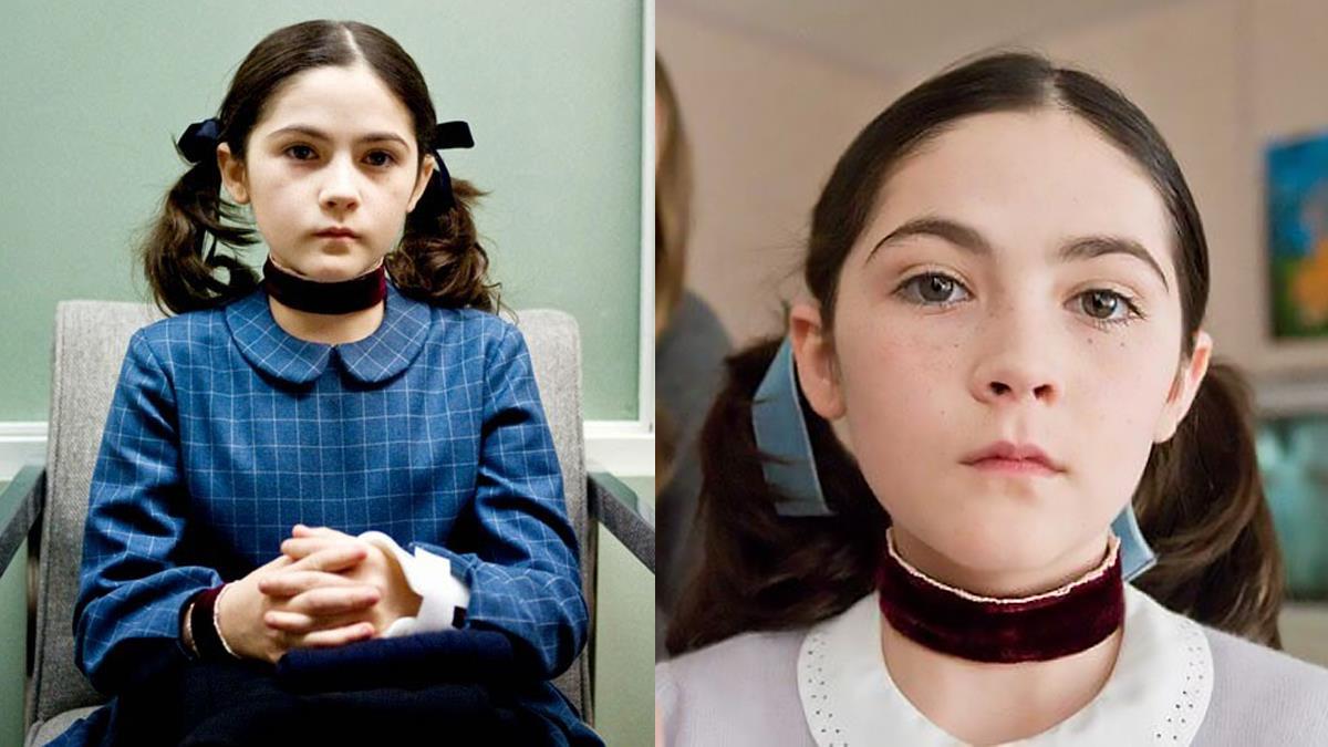 看穿靈魂的眼神完全沒變!經典恐怖片《孤兒怨》女主角長大了,傳接演「前傳」解開女孩身世!