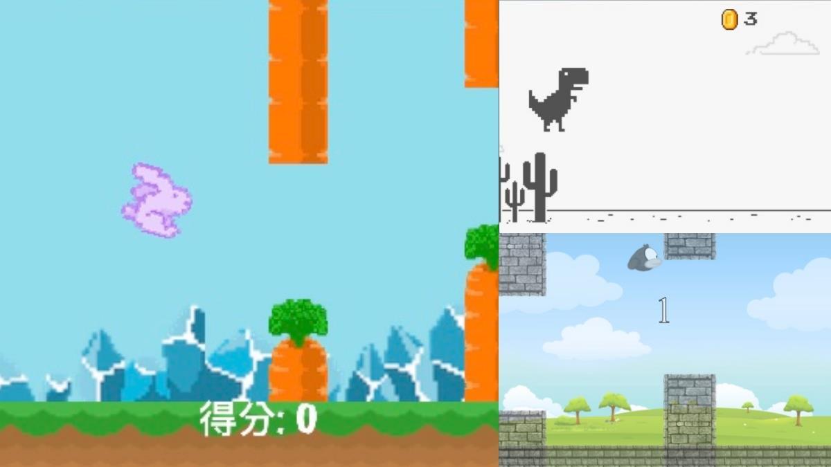 跳跳兔在桌面陪你殺時間!iOS14隱藏功能「桌面小遊戲」3步驟輕鬆get,「不用開APP」也能隨點隨玩~