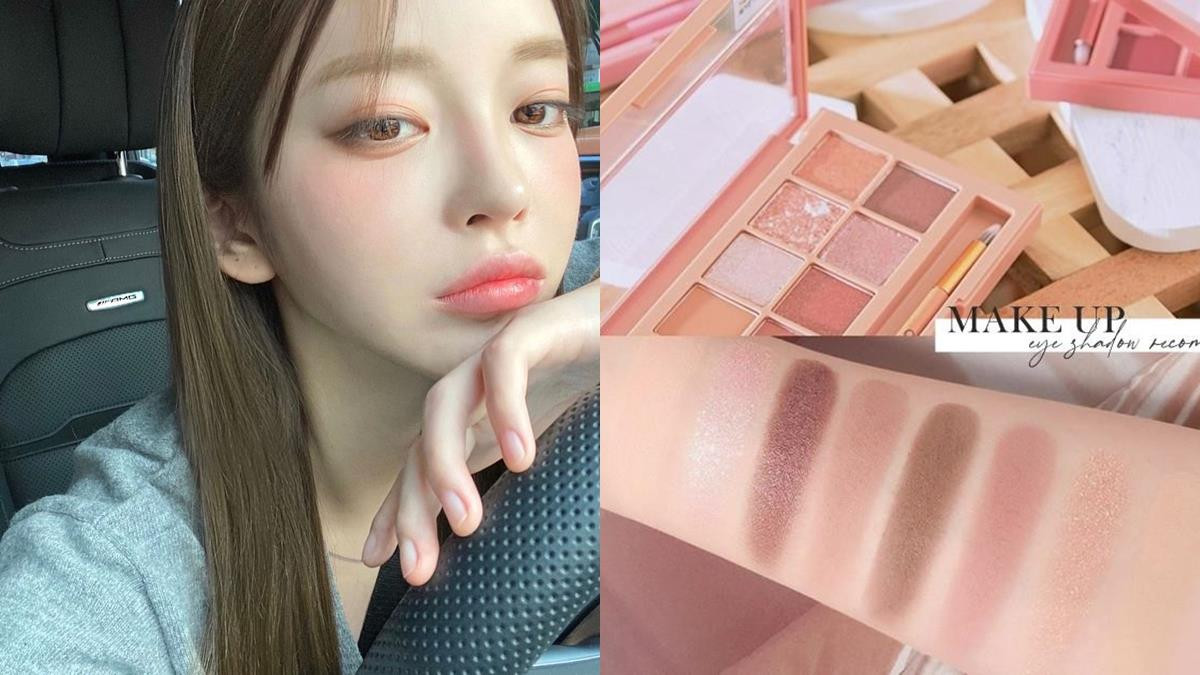 手機開啟黑白模式選色更清楚!韓國化妝師公開「眼影技巧」新手必收,用手指就能畫出超仙眼妝!