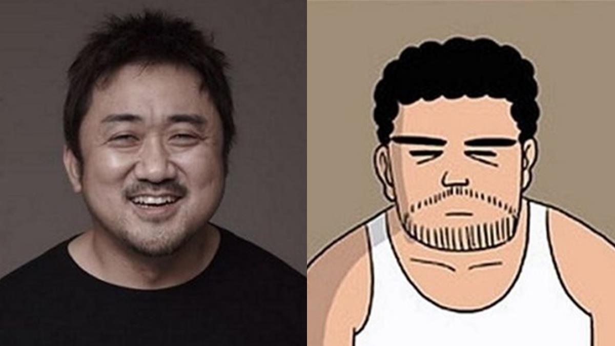 獻上膝蓋!韓國漫畫改編「真人版角色還原度100%」前5名,對比照連原著作者也驚呆啦!