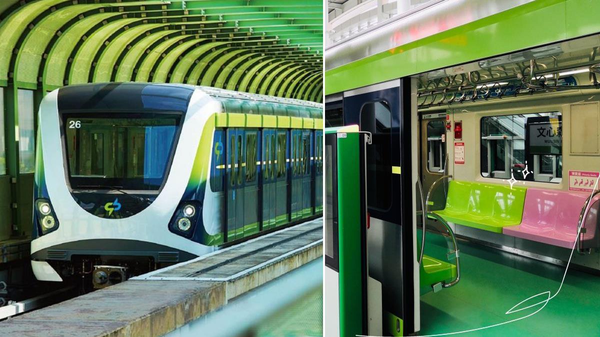台中捷運即將正式通車!11月16日起試營運一個月,持電子票證即可免費搭車