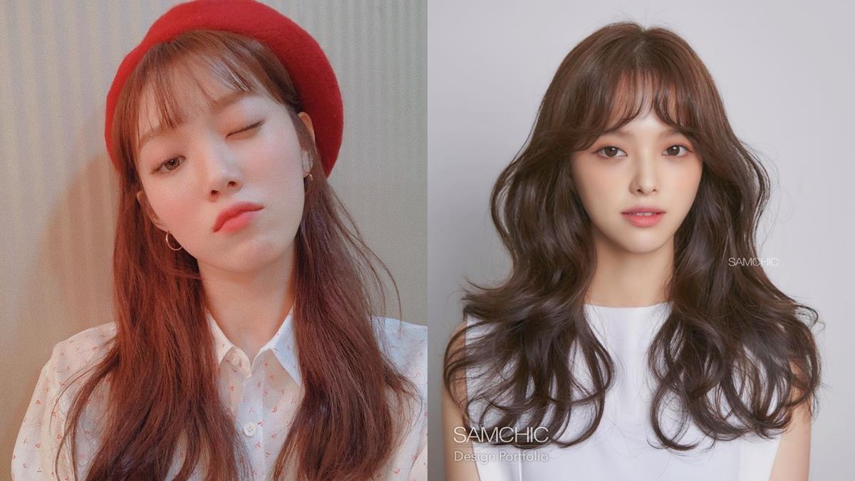 韓國女孩都這樣燙!9款秋冬「慵懶風髮型圖鑑」,蓬鬆瘦小臉長髮、短髮都能駕馭!