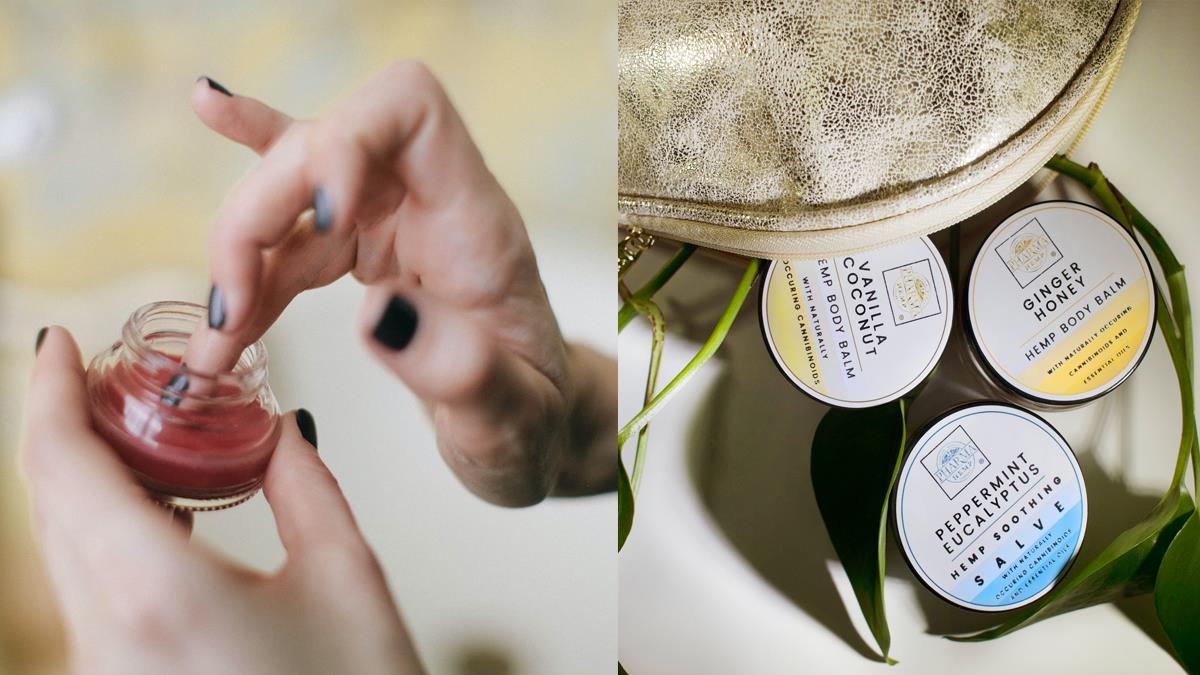 身上無時無刻都有仙女香!香民必學3大「香膏小技巧」:居然還能當指緣油、混香水更持久?