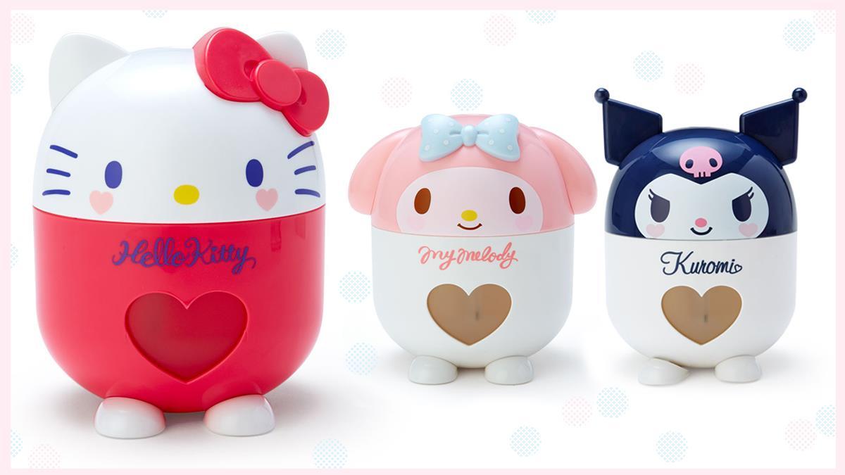就算只當擺設也超可以♥三麗鷗推出超可愛「hello kitty蛋型加濕器」,還有美樂蒂&好朋友們太療癒啦!