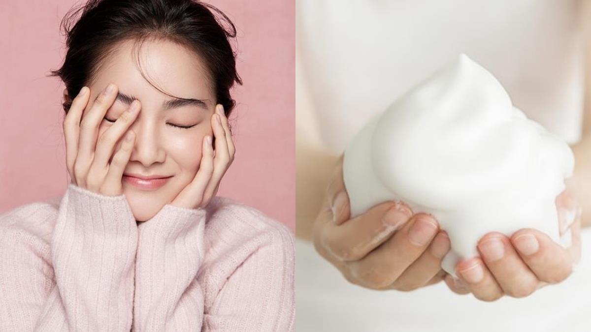 洗臉方式要做對!美容專家揭密5大「保養地雷」,肥皂、泥狀面膜都可能是長痘真兇?!