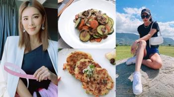 吃貨女孩救世主!小禎養出好體態「飲食菜單」公開,大碼女孩也能變身模特身材!