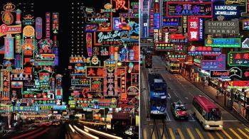 重溫香港繁華的霓虹街景!英國攝影師 Keith Macgregor 作品集 Neon Fantasy