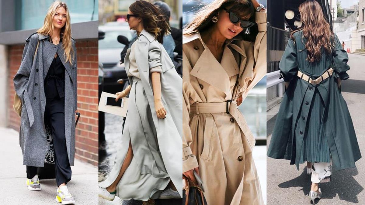 選對風衣就能修身又時尚!6款精品風衣單品推薦,今秋就用「過肩設計+飄逸流蘇」創造仙氣~