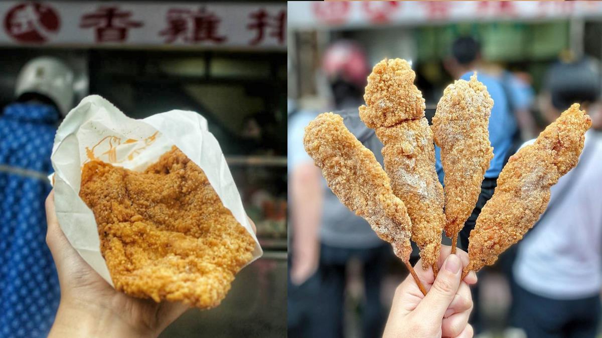 便宜到想天天吃!爆高CP「香雞排+炸肉串」鮮嫩酥脆超涮嘴,超大雞肉串只要10元到底有沒有賺錢!